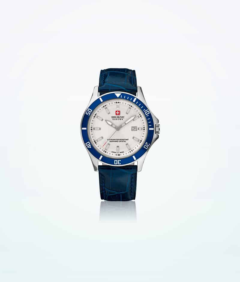 Wristwatch-Flagship-Blue-White