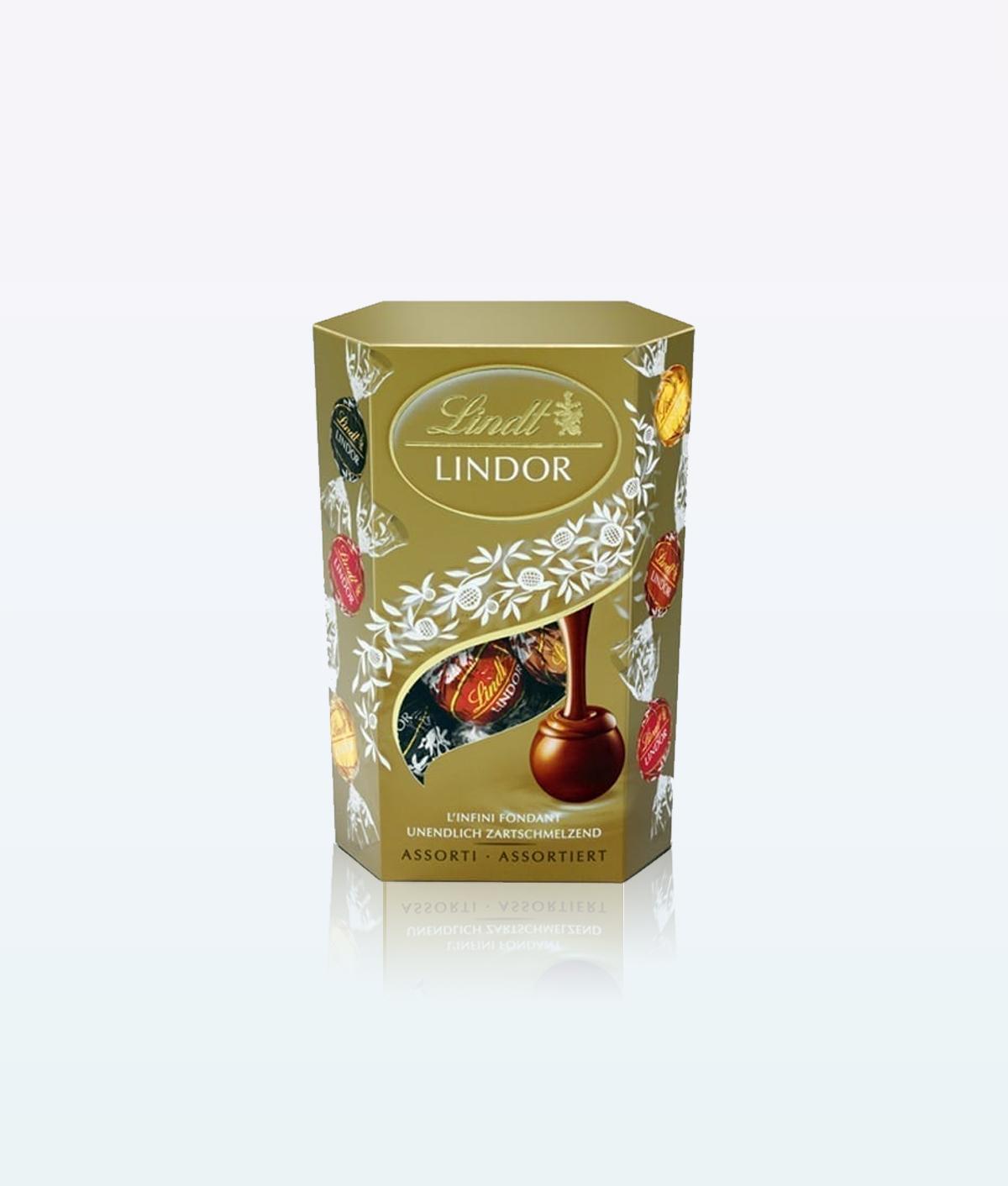 Lindor-Assortment-Chocolate-Cornet-ball