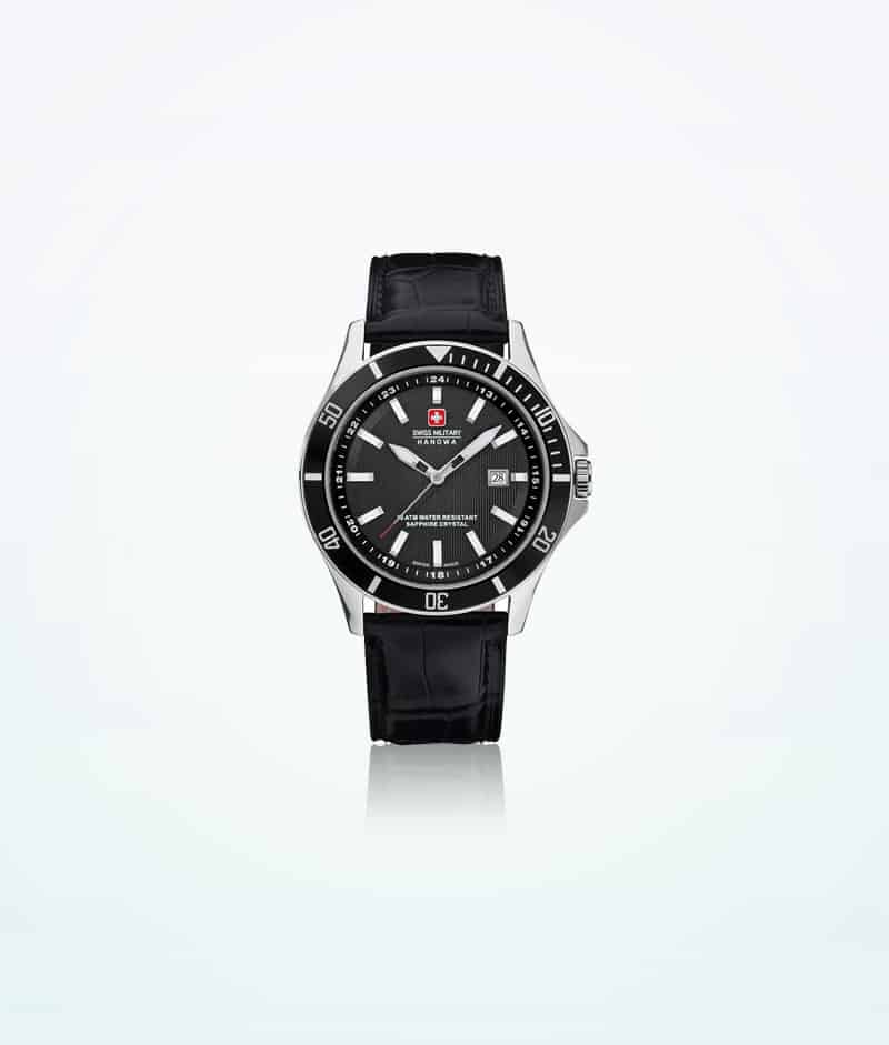 Military-Wristwatch-Flagship-Black