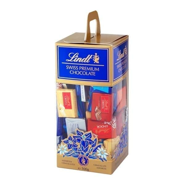 Premium Chocolate Gift Boxes : Lindt chocolate gift box g swiss made direct