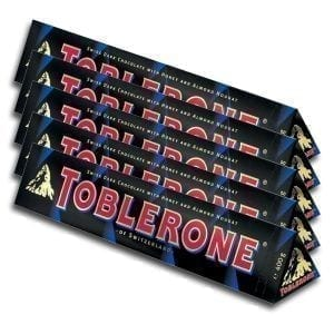 Toblerone Dark Chocolate Swiss Made Direct