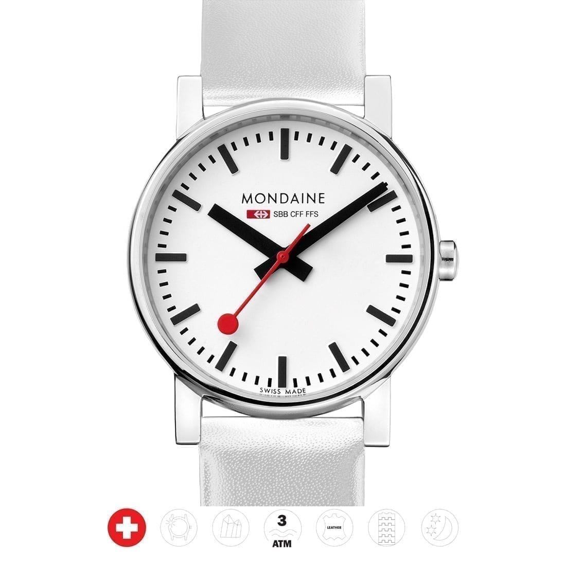 Reloj de pulsera Swiss-Mondaine