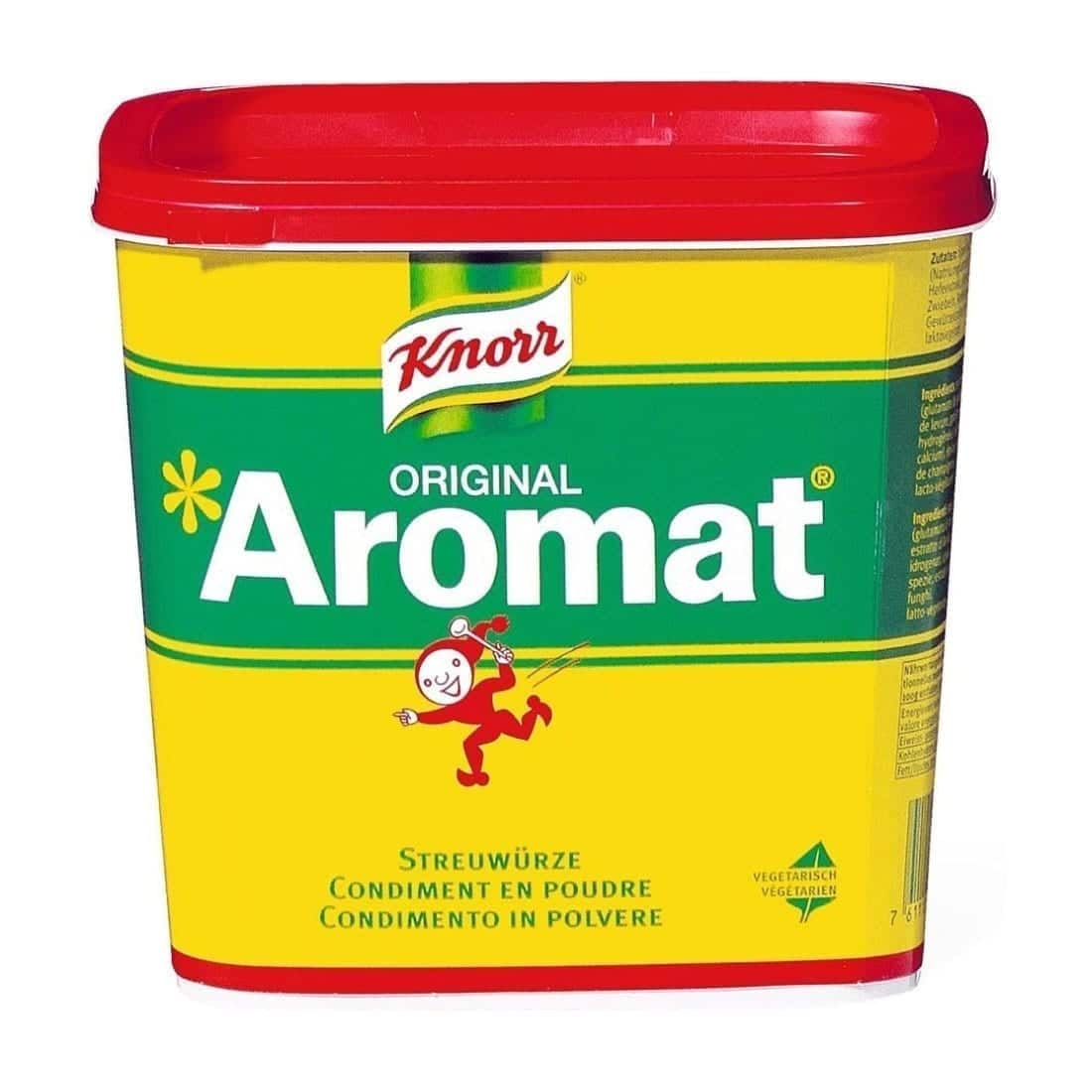 knorr aromat seasoning powder swiss made direct. Black Bedroom Furniture Sets. Home Design Ideas