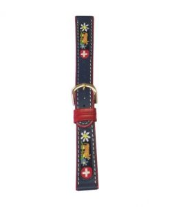 Ethno Watch Strap Swiss Design