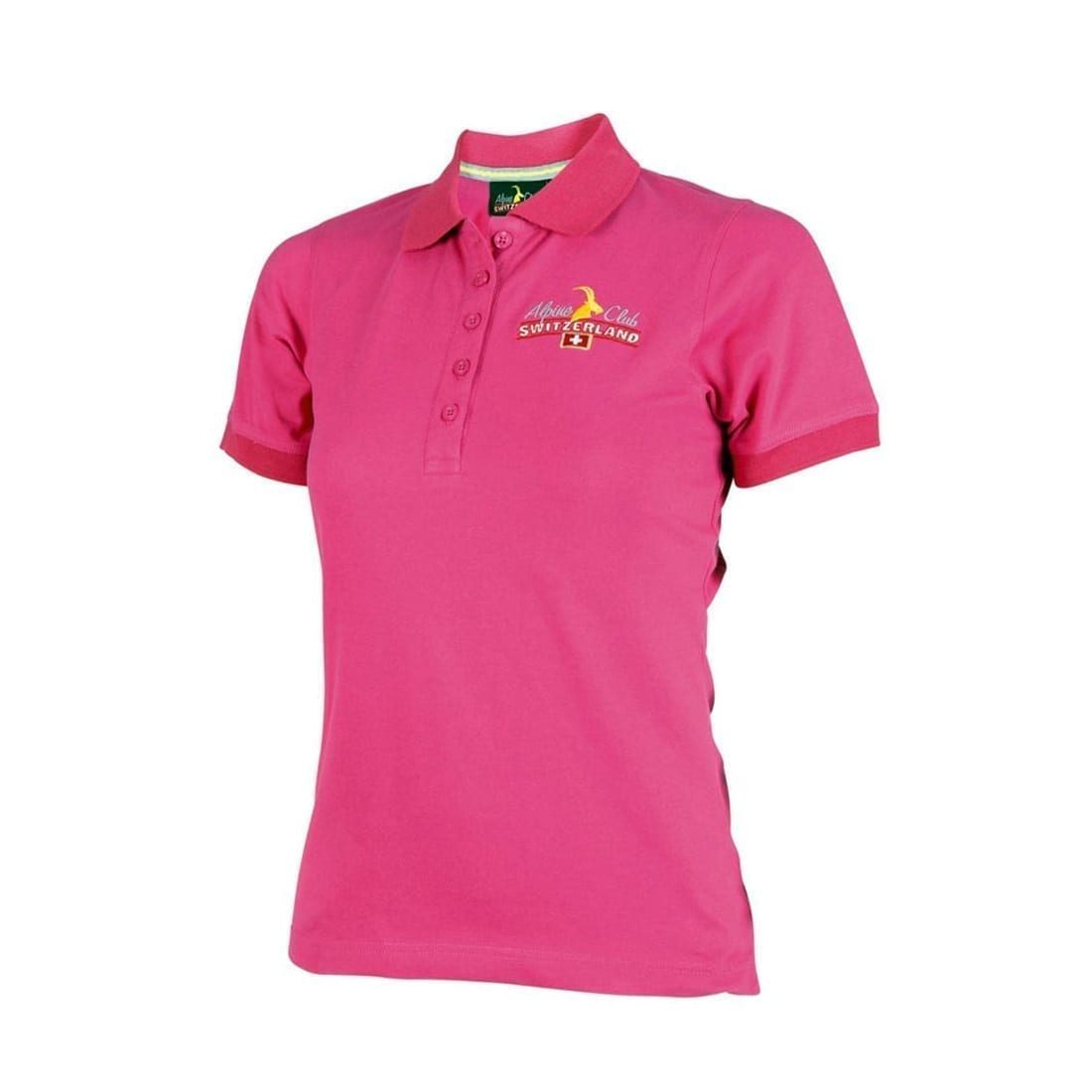 Polo Shirt For Women 100 Cotton Regular Fit Swiss Made Direct