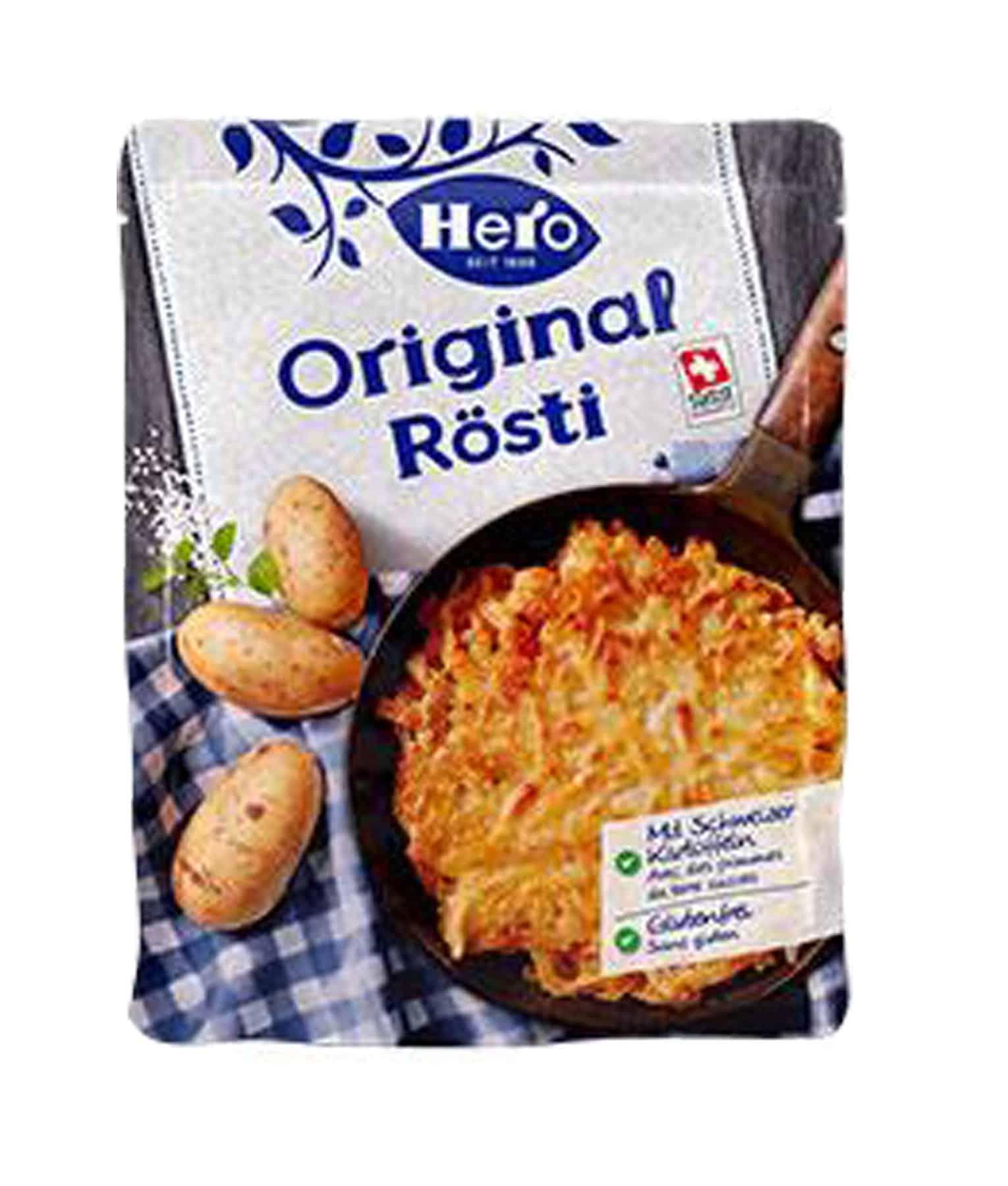 Swiss Rosti original