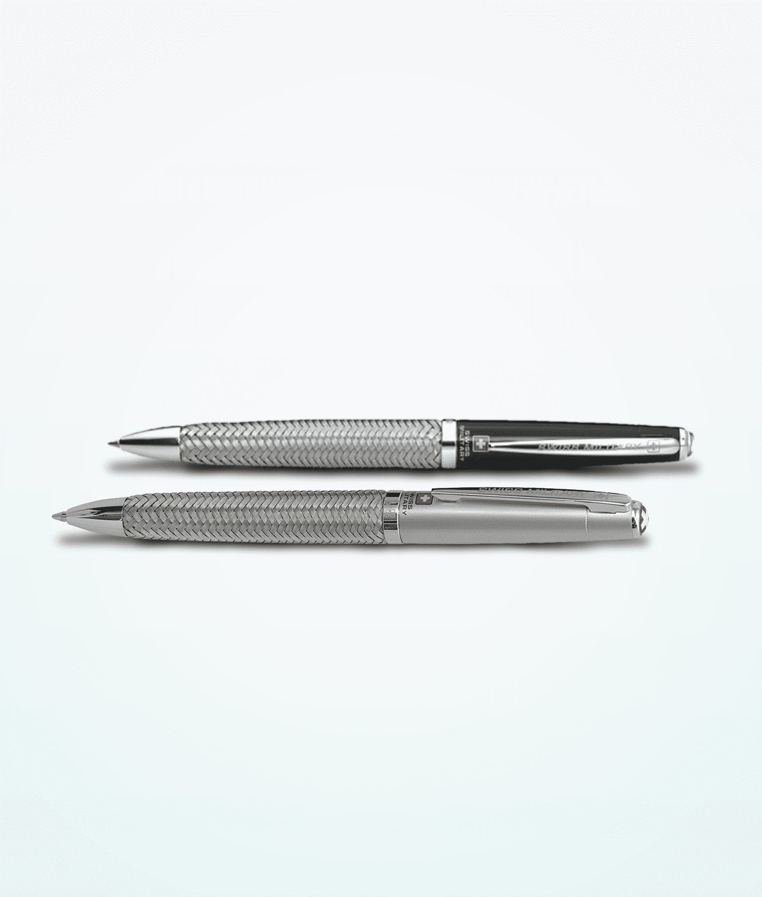 swiss-military-pen-steel-with-leather-case-limited-edition