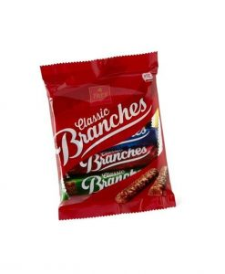 Frey Branches Chocolate 135g