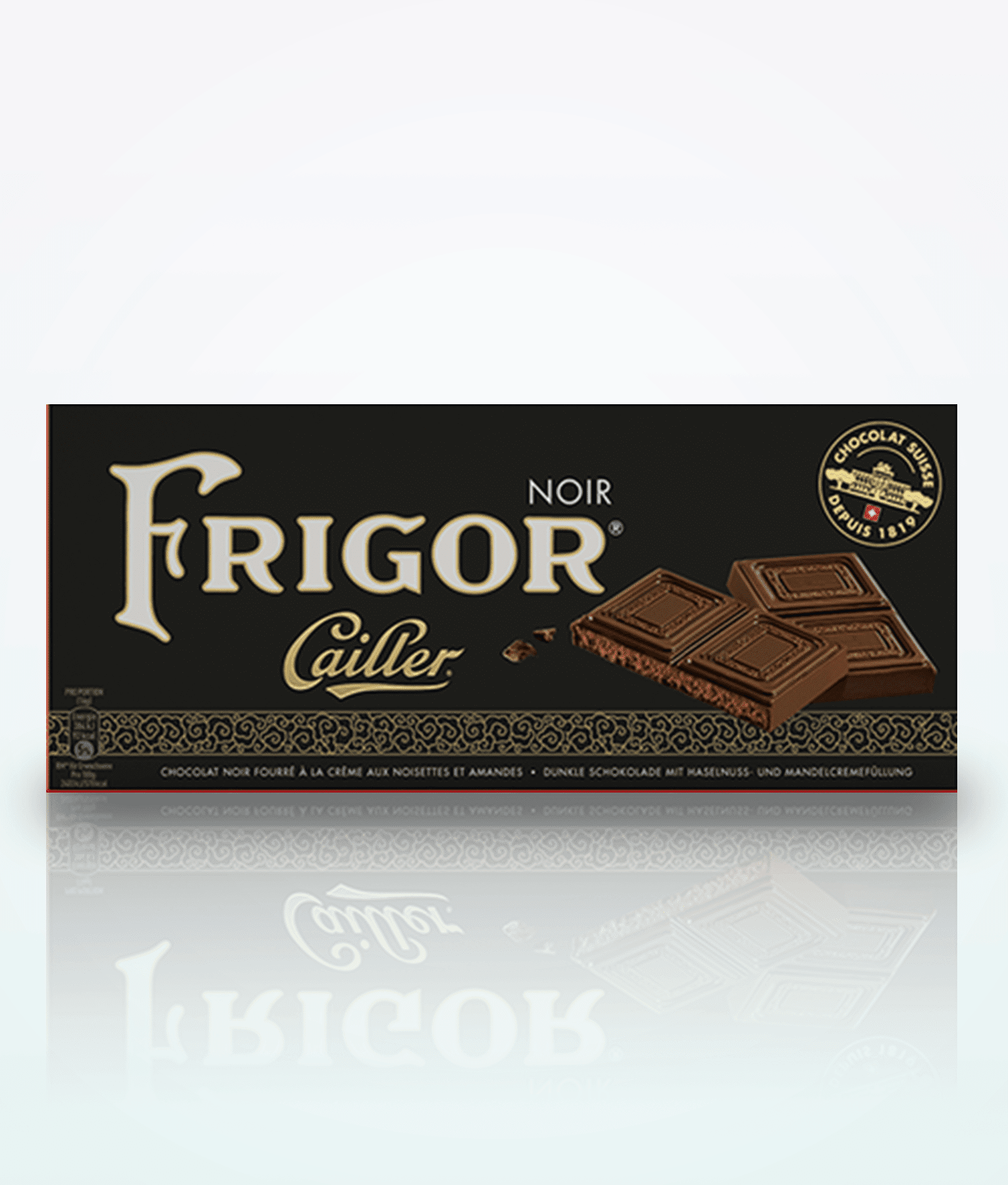 Cailler Frigor Dark Chocolate 100g | Swiss Made Direct