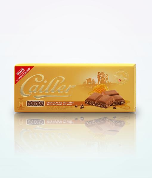 ケーラー・レーヨン・ミルク・ハニー・チョコレート