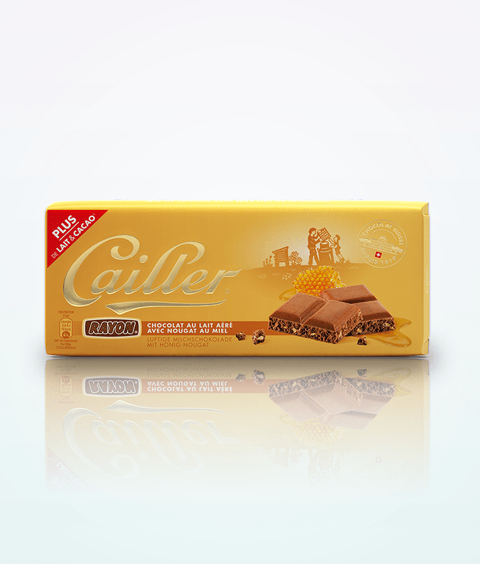 cailler-rayon-milk-honey-chocolate