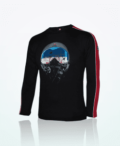 long-sleeve-shirt-with-pilot-helmet