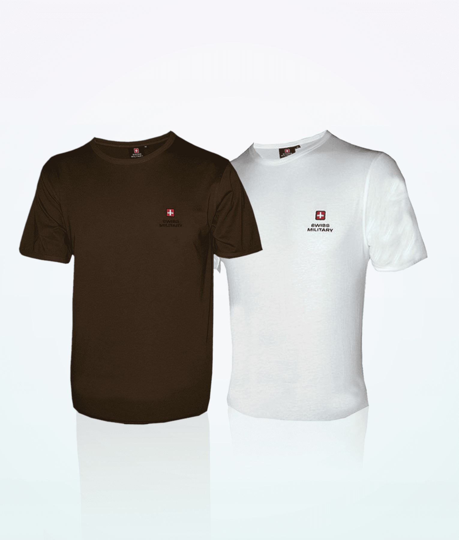 Swiss Military T-shirt Embroidery • Swiss Made Direct 88252f73c83