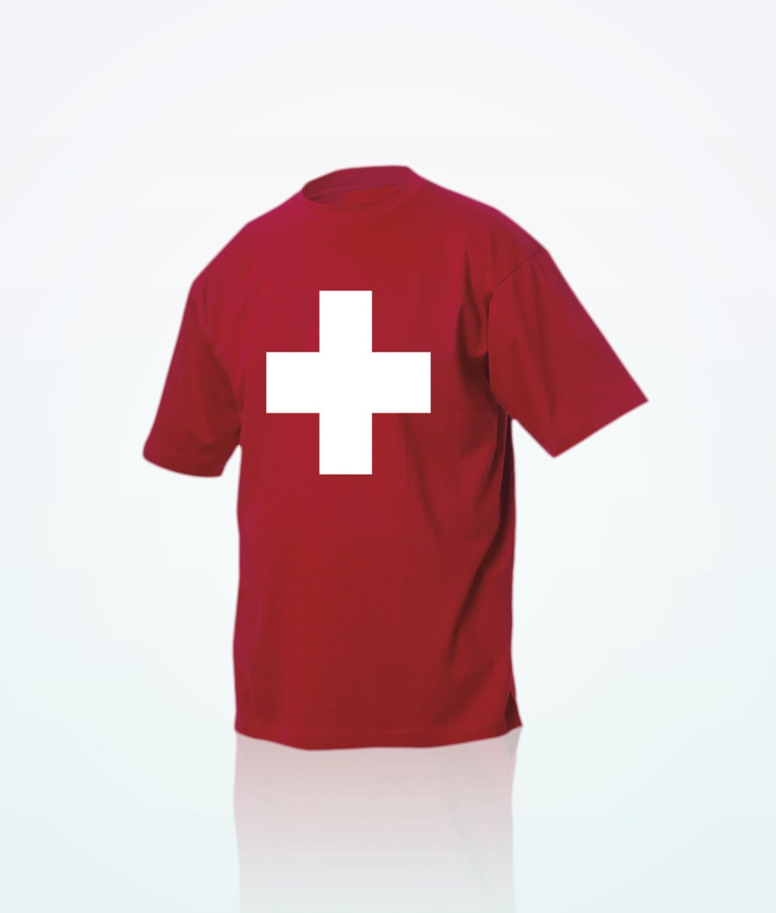 t-shirt-swiss-cross