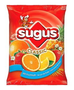 Sugus Fruit Candy