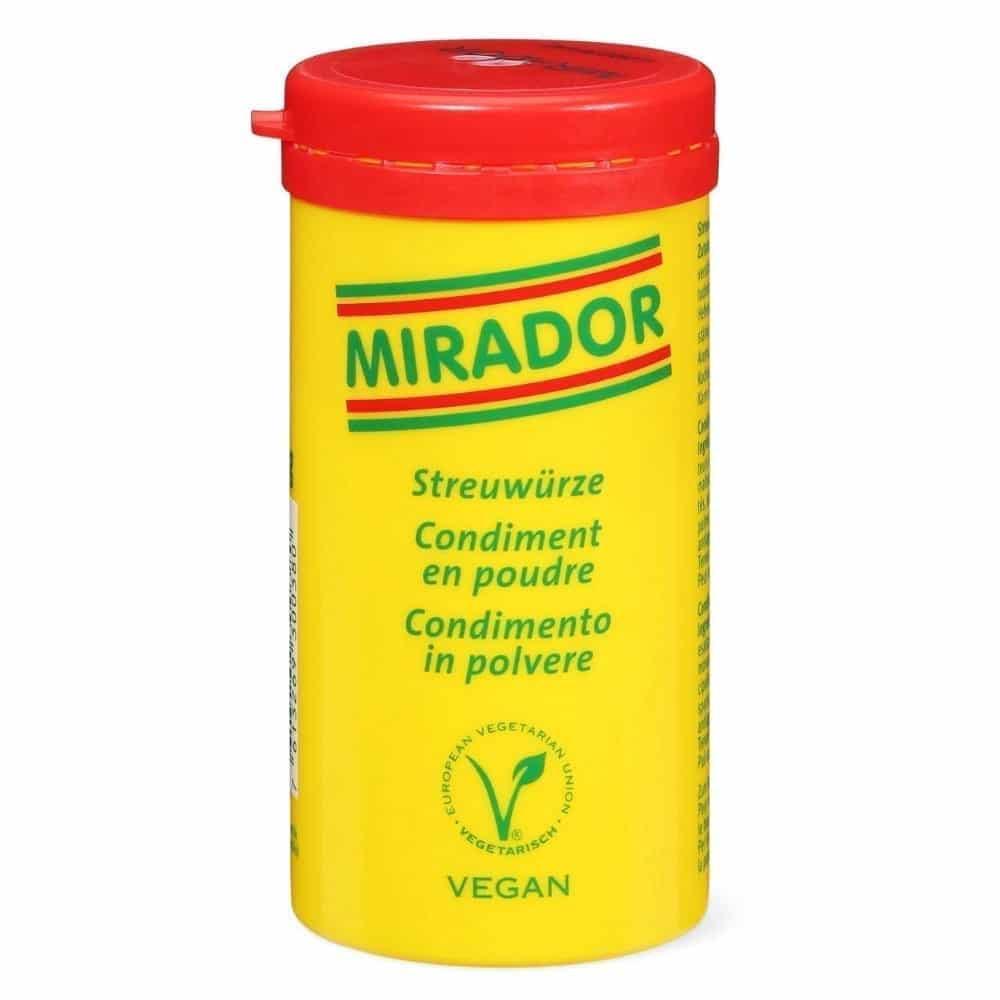Condiment-powder