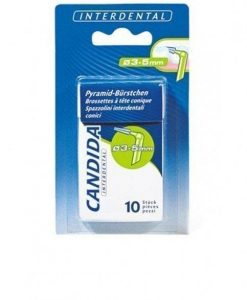 Candida Pyramid Brush 3.5mm