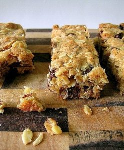 Swiss muesli Bars