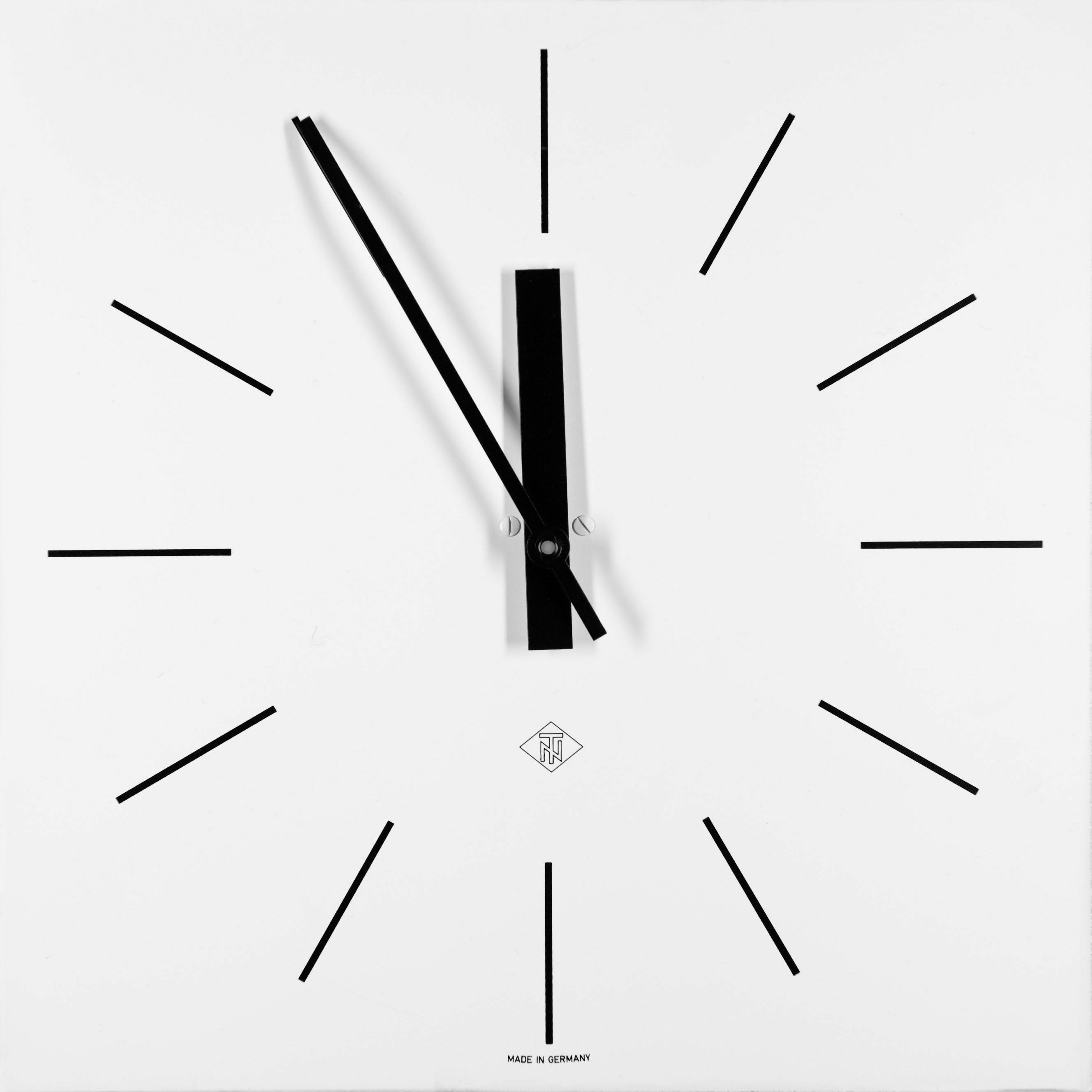 Wall clock Products Swiss Made Direct