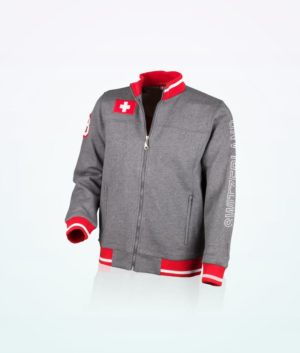 polo-club-suisse-veste-gris