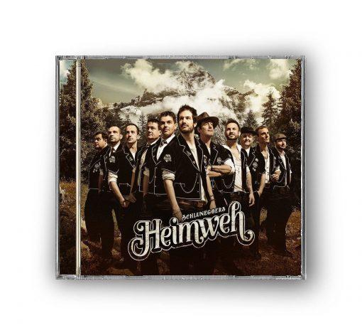 Schluneggers Heimweh CD