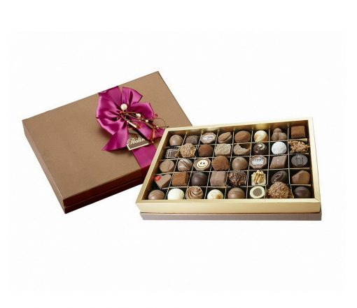 Pralines Mixed Box 40 pcs. 480g
