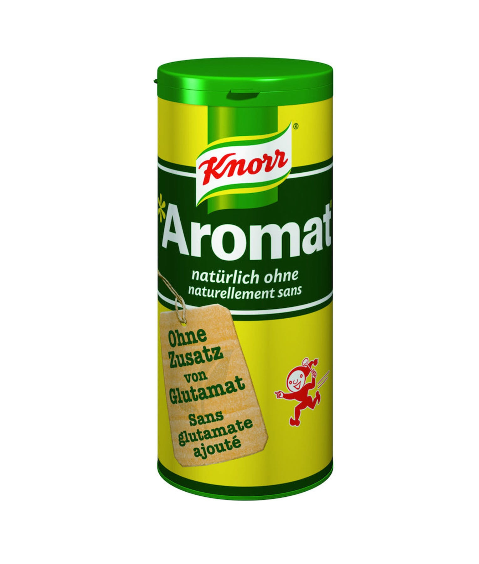 knorr aromat seasoning powder glutamate free 80 g. Black Bedroom Furniture Sets. Home Design Ideas