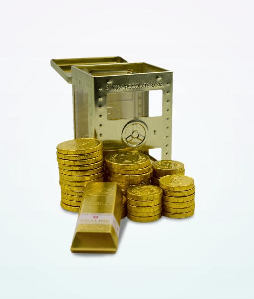 goldkenn-premium čokolade kovanice