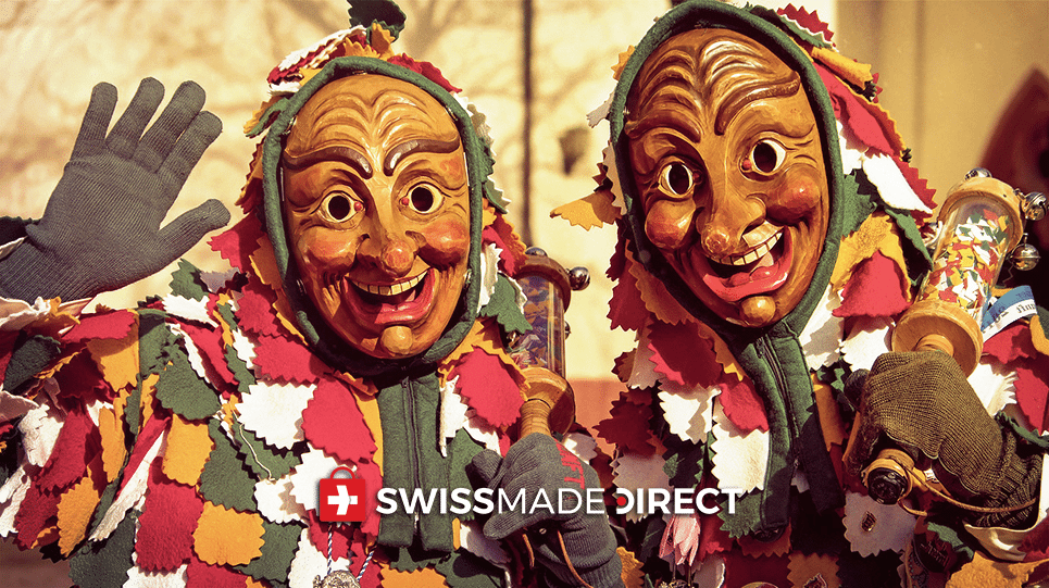 スイス - カーニバル - お祝い - スイスメイド - ダイレクト
