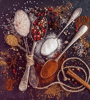 Spices & Meals