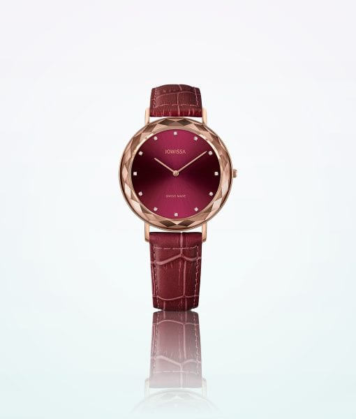 jowissa-aura-bordeau-women-wristwatch