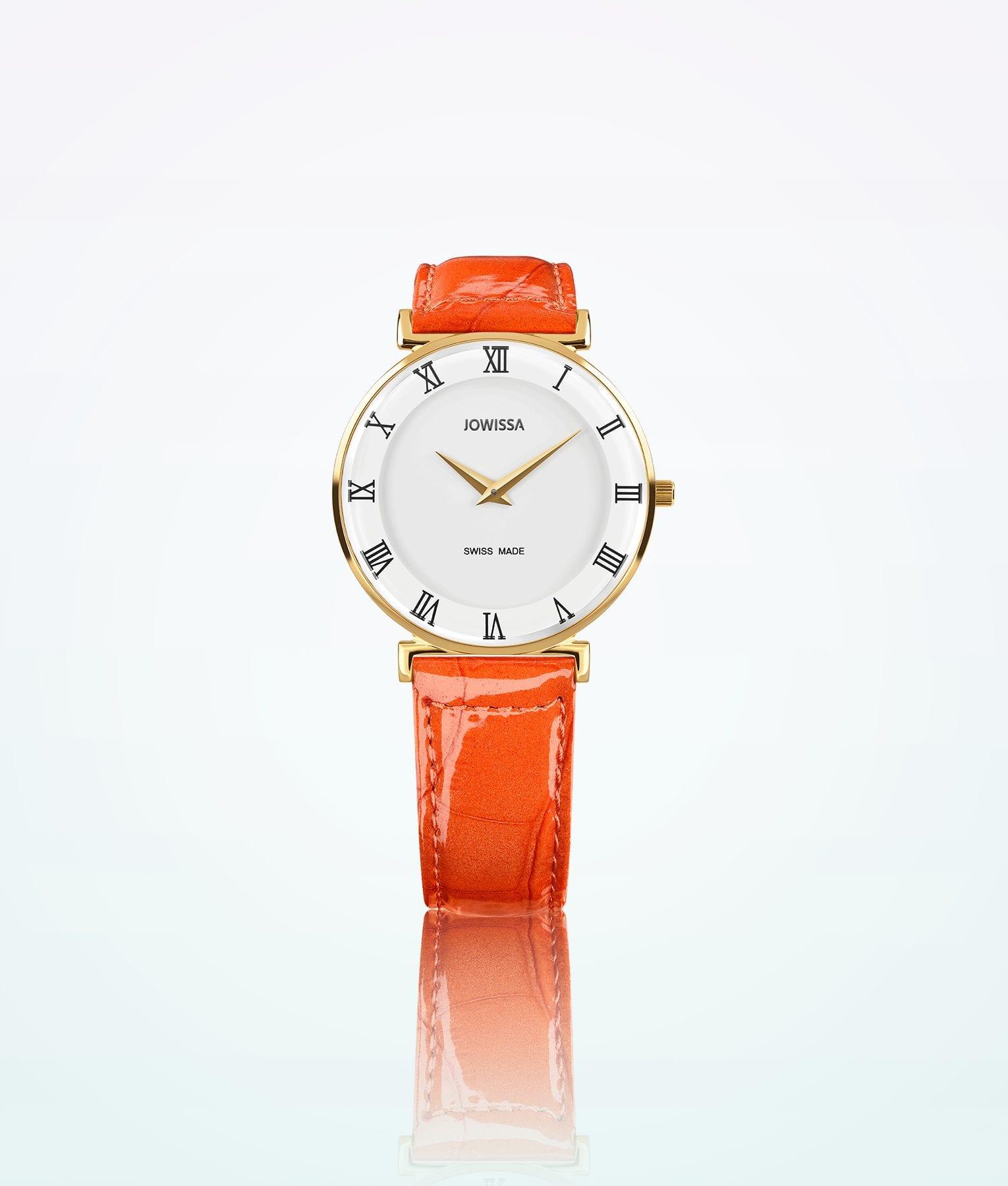 jowissa-roma-gold-orange-women-wristwatch