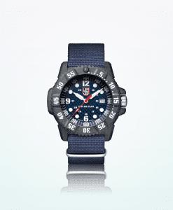 luminox-majstor-ugljik-3800-serije-men-ručni sat-plava