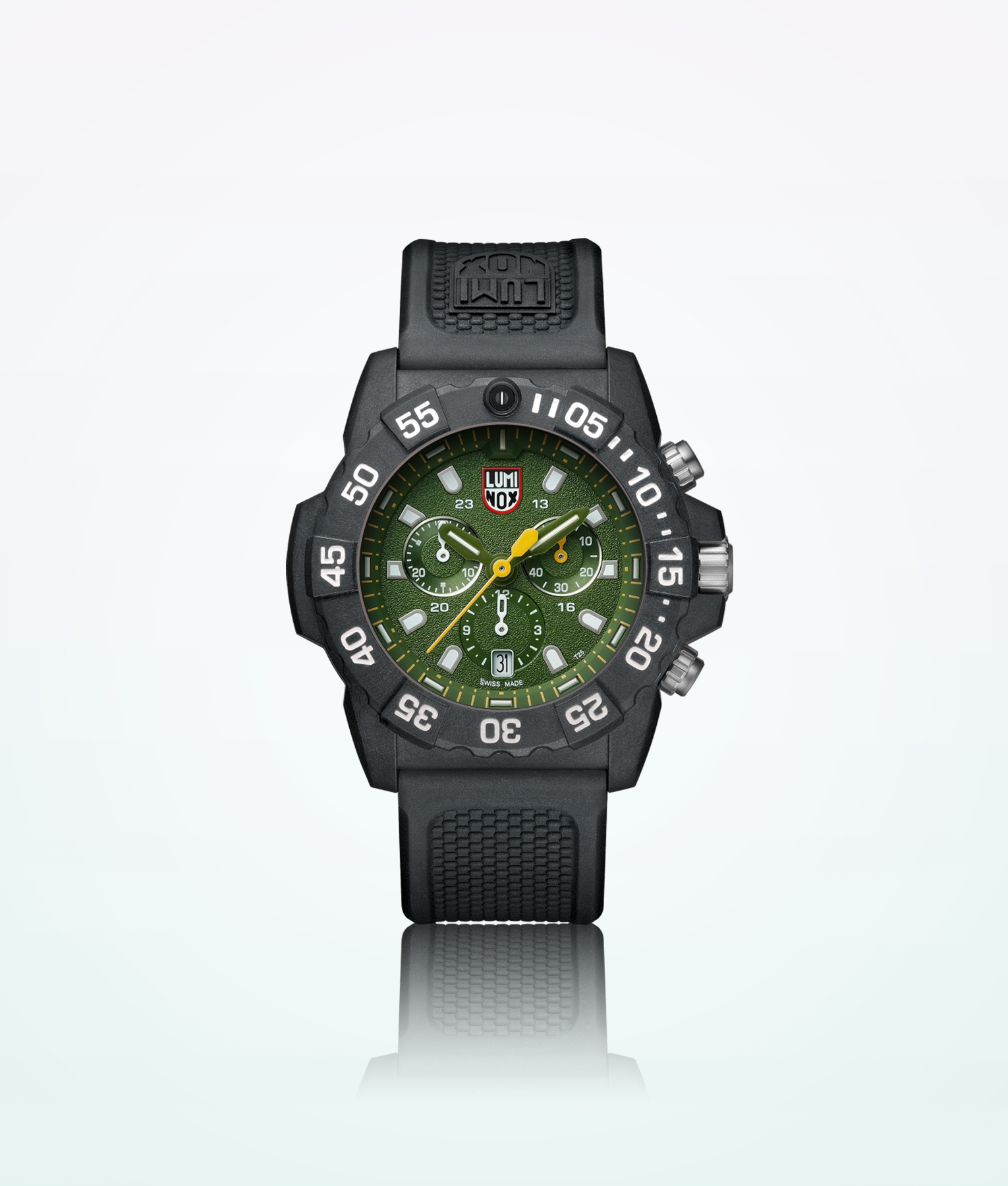 Luminox navy seal chronograph 3580 series swiss made direct for Watches navy seals use