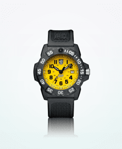 luminox-scott-cassell-uvp-3500-series-yellow