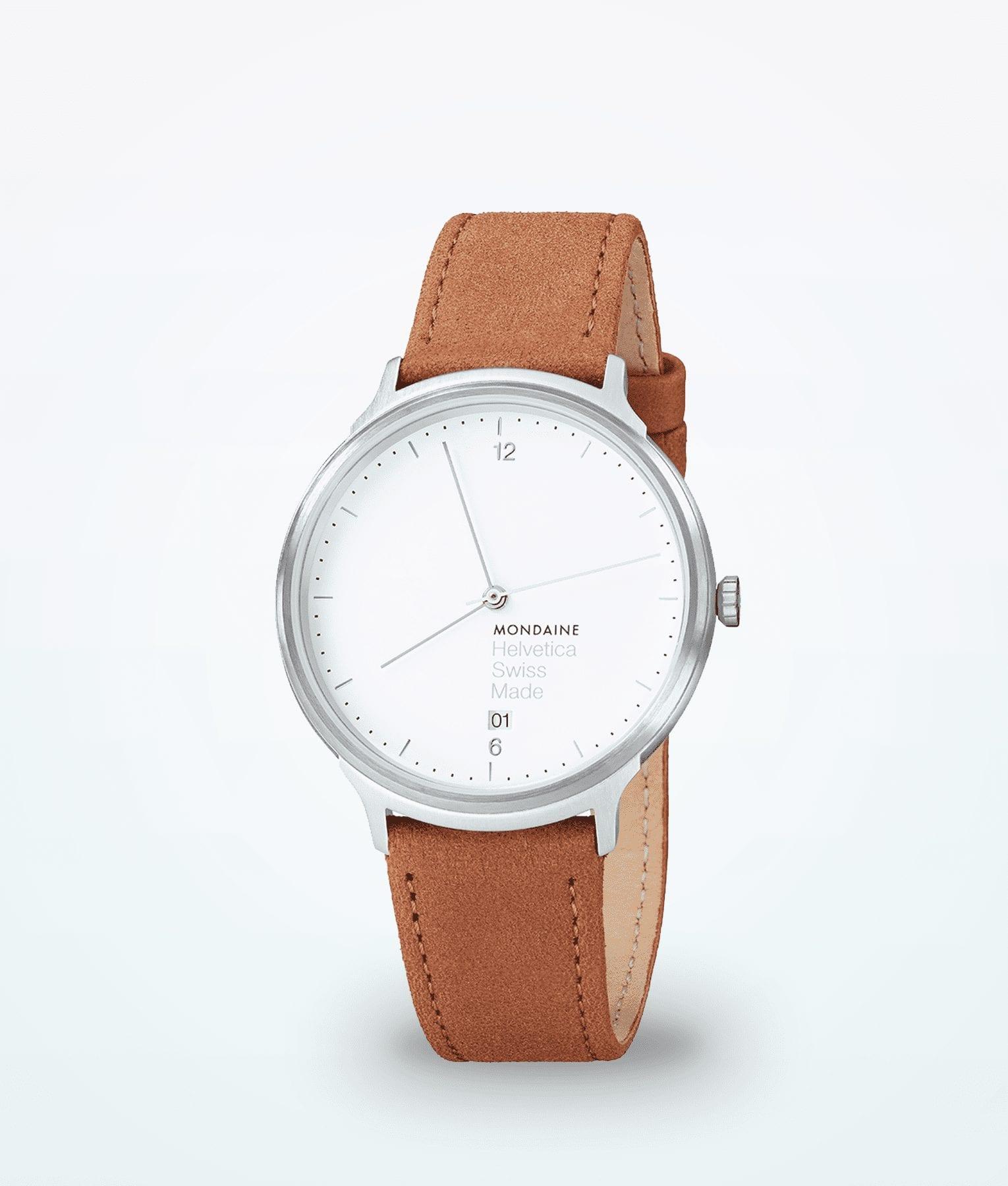 mondaine-helvetica-no1-regular-unisex-wristwatch-brown