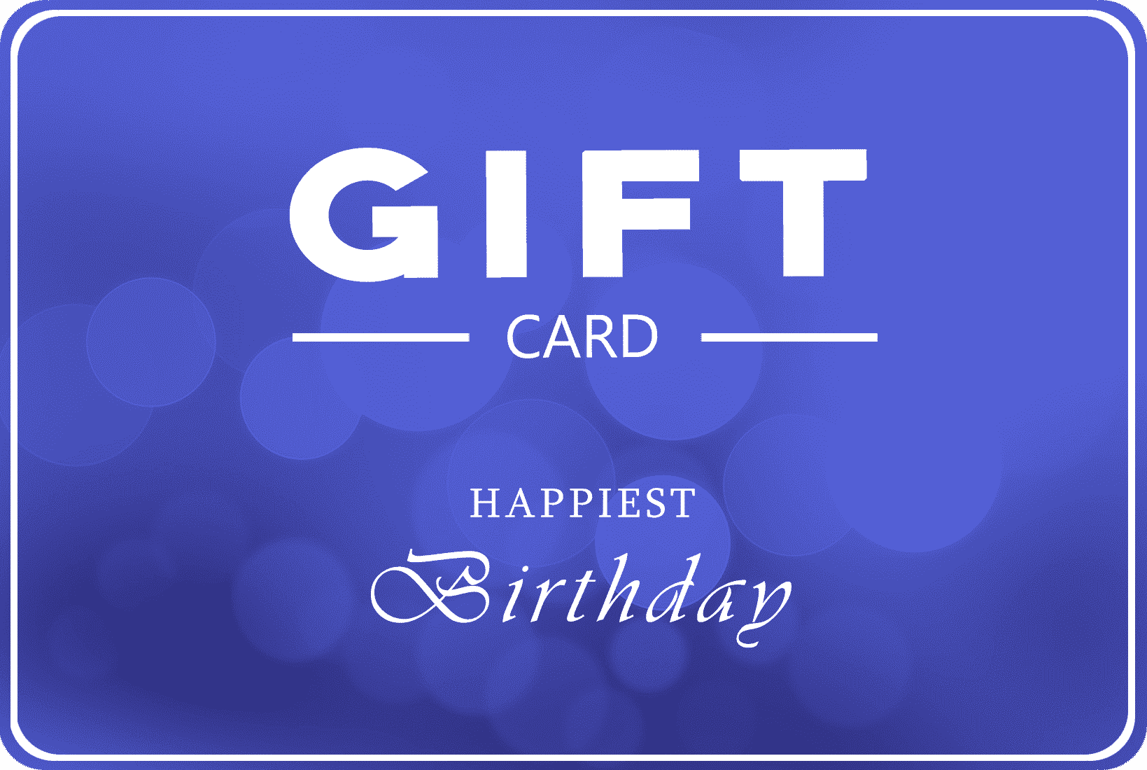 "Swissmade.direct giftcard ""happy birthday"""