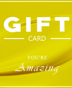 "Swissmade.direct giftcard ""you are amazing"""