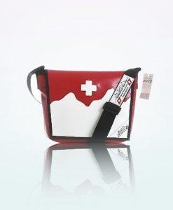 bolso de hombro suizo-alpes