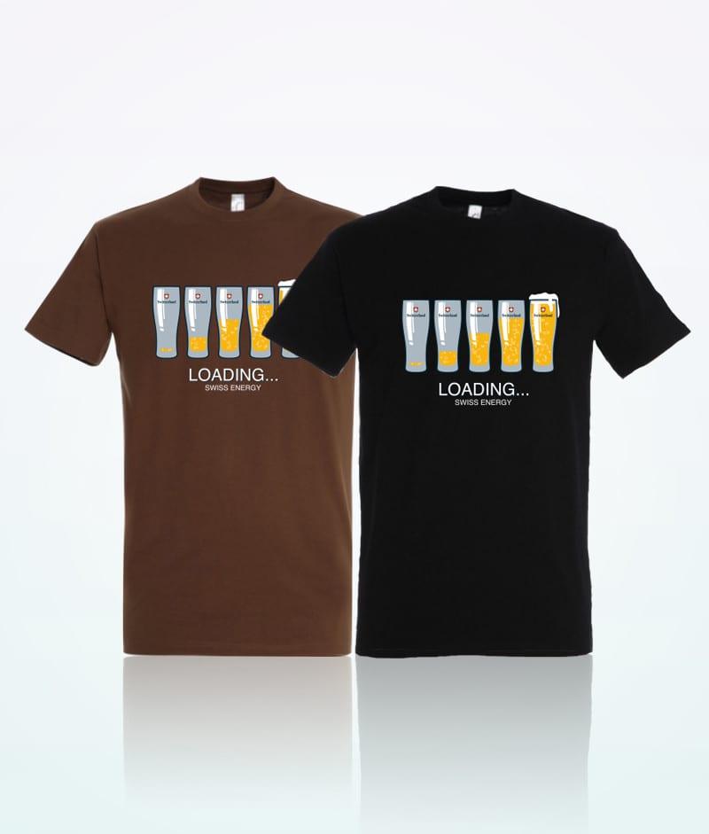 swiss energy t-shirt