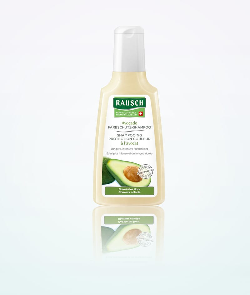 rausch-colour-protection-avocado-shampoo