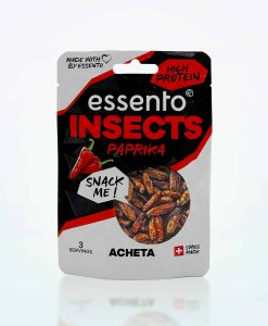 collation d'insectes