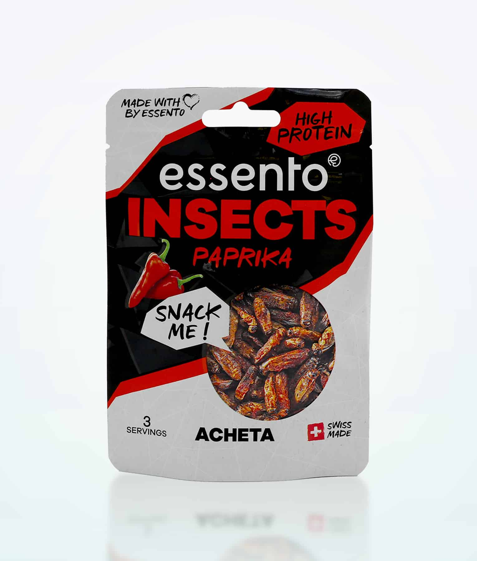 insect-snack